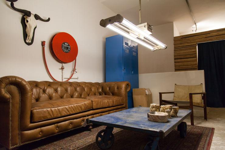 Interior Projects Blom & Blom Eclectische woonkamers
