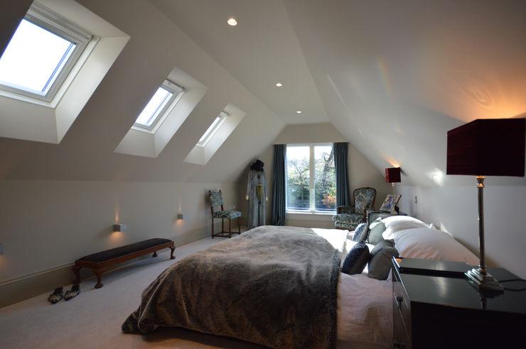 The master bedroom Zodiac Design Modern style bedroom