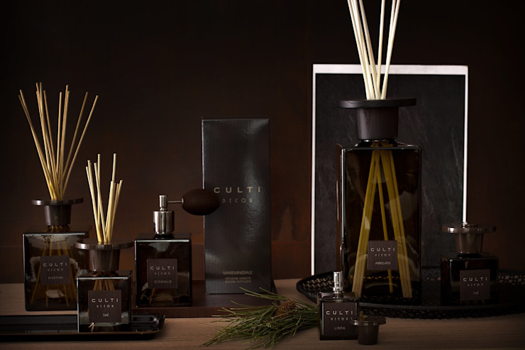 Culti Fragrances Rooi Living roomAccessories & decoration