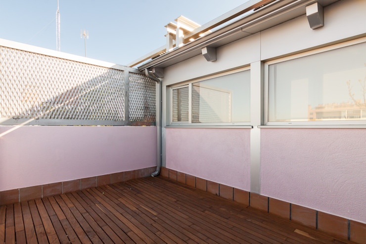 DISEÑO Y ARQUITECTURA INTERIOR Балкон и терраса в классическом стиле