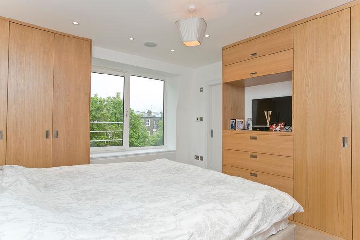 Bedroom Temza design and build Kamar Tidur Modern