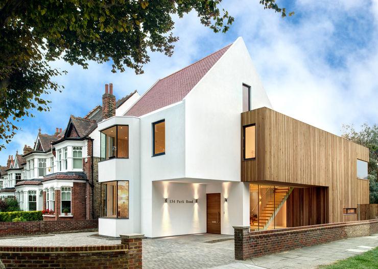 Residential MZO TARR Architects Nhà