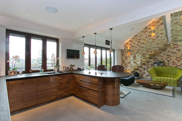 Kitchen Temza design and build Cucina moderna