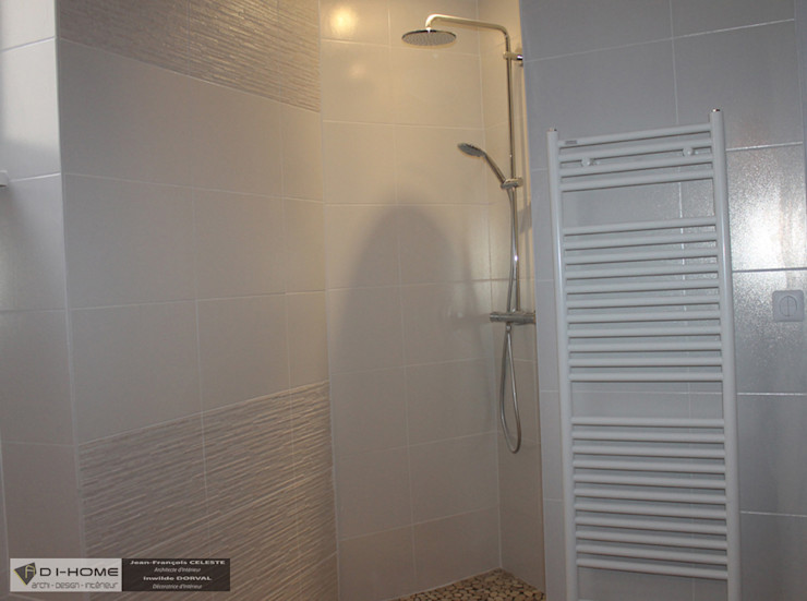 Agence ADI-HOME 모던스타일 욕실