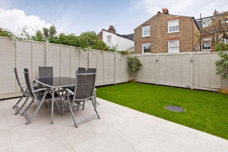 Narbonne Avenue Clapham Bolans Architects Jardines minimalistas