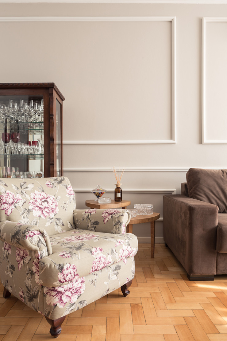 Blacher Arquitetura Living room