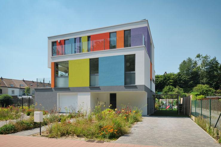 atelier d'architecture FORMa* Casas modernas