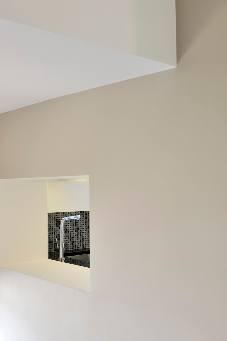 atelier d'architecture FORMa* Cucina minimalista