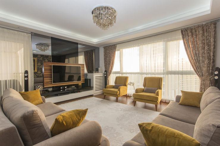 trabcelona design tasarım Trabcelona Design Modern Oturma Odası