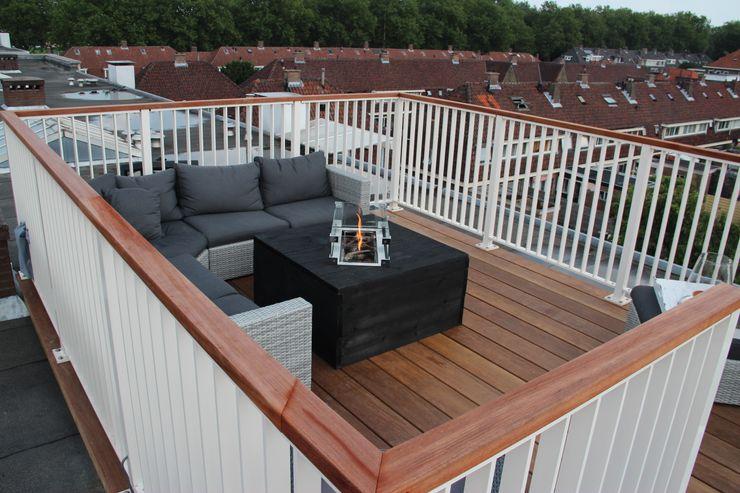 ScottishCrown Dakterrassen Balconies, verandas & terraces Accessories & decoration