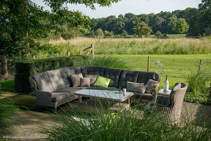 Meeuwis de Vries Tuinen Modern style gardens