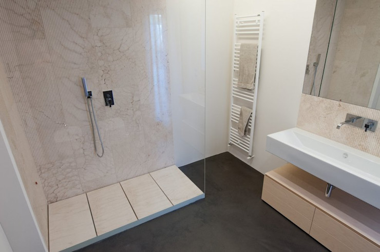 Andrea Stortoni Architetto 現代浴室設計點子、靈感&圖片