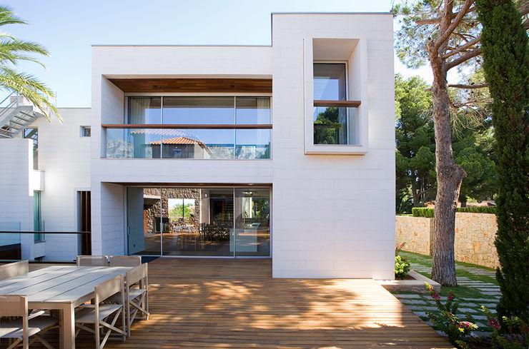 Jorge Belloch interiorismo Rumah Modern