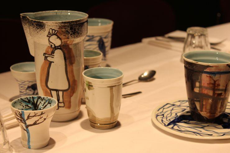 Bram van Leeuwenstein Dining roomCrockery & glassware