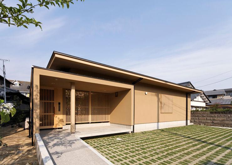 長谷雄聖建築設計事務所 Eclectic style houses