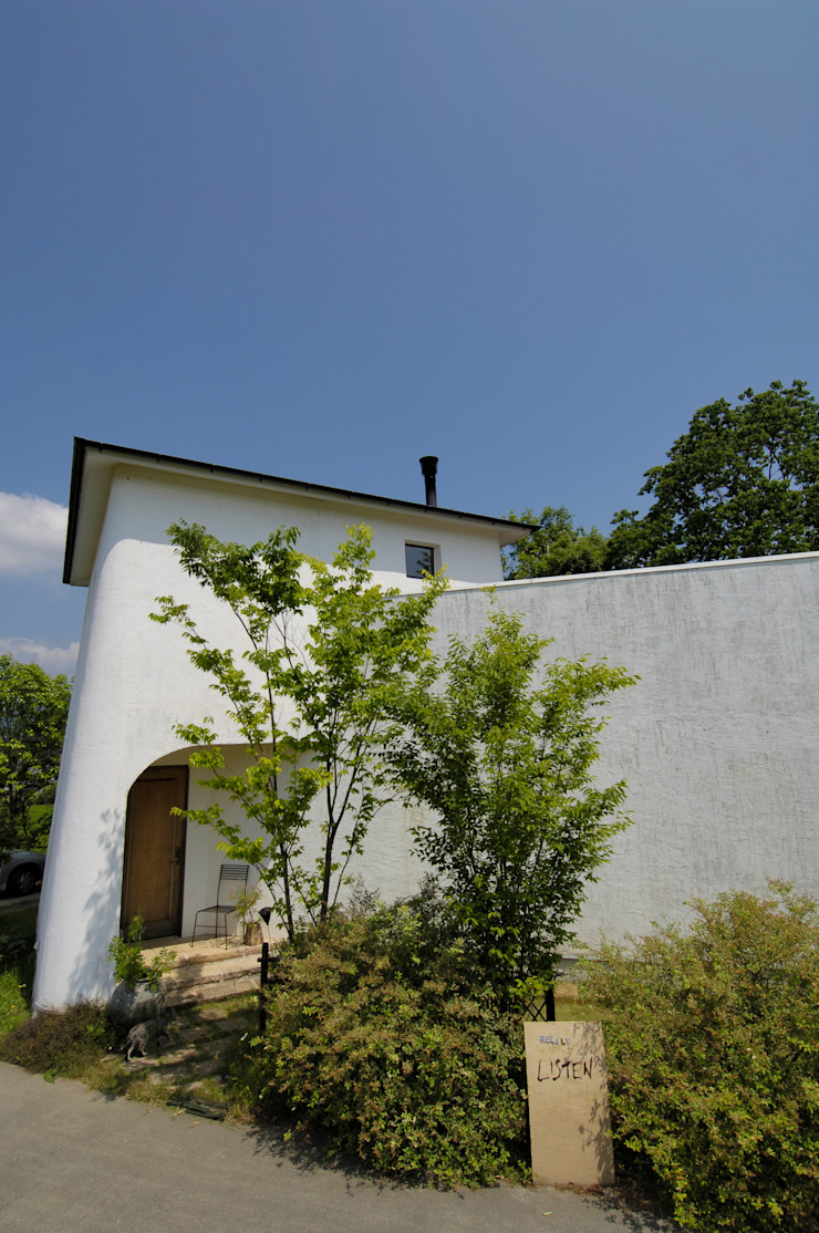 大森建築設計室 Дома в эклектичном стиле