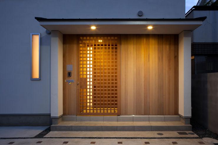 ENTRY GATE FURUKAWA DESIGN OFFICE Modern houses