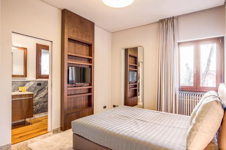NOCETTA MOB ARCHITECTS Camera da letto in stile classico