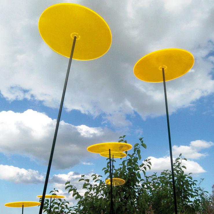 Cazador del sol - Uno Sonnenfänger im Garten Connox GartenAccessoires und Dekoration