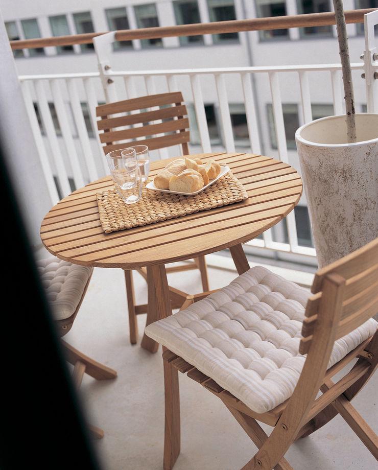 Skagerak - Vendia Stuhl auf dem Balkon Connox GartenMöbel