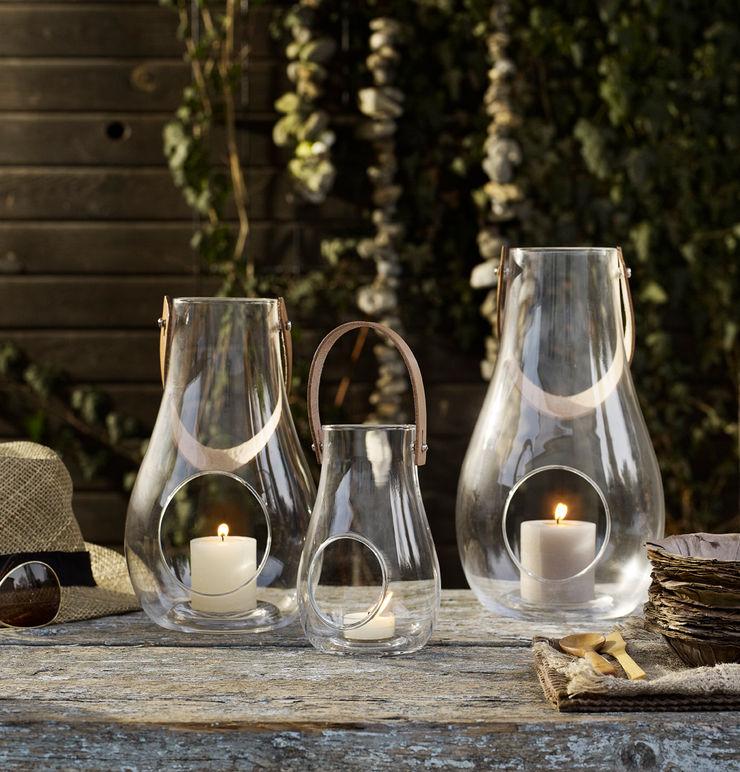 Holmegaard - Design with light Laterne im Garten Connox GartenAccessoires und Dekoration