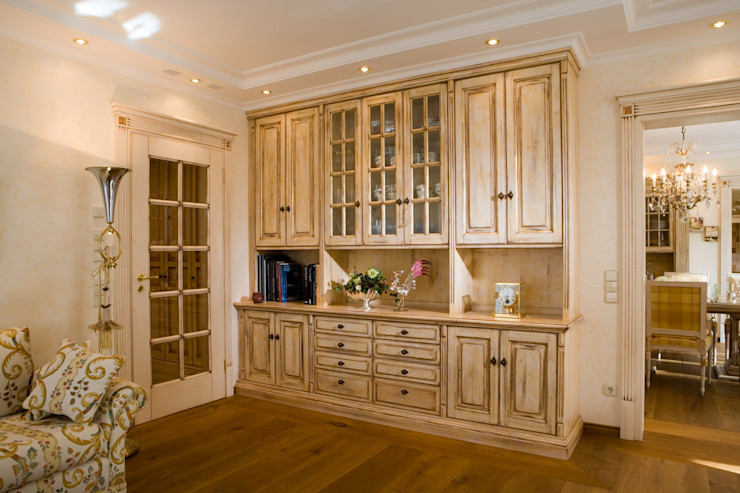Beinder Schreinerei & Wohndesign GmbH Living room