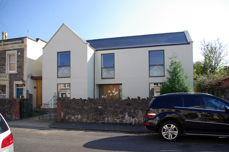 Cedar House Designscape Architects Ltd Rumah Modern