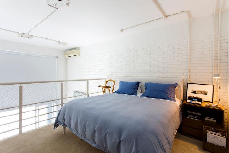 Pereira Reade Interiores غرفة نوم