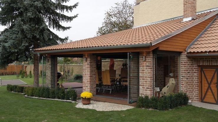 SUNFLEX Aluminiumsysteme GmbH Тераса