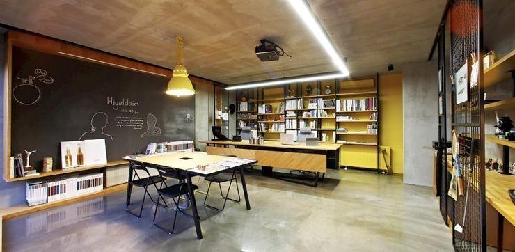 Hiyeldaim İç Mimarlık & Tasarım Locaux commerciaux & Magasin minimalistes