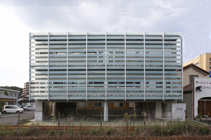 外観1 白根博紀建築設計事務所 オフィスビル