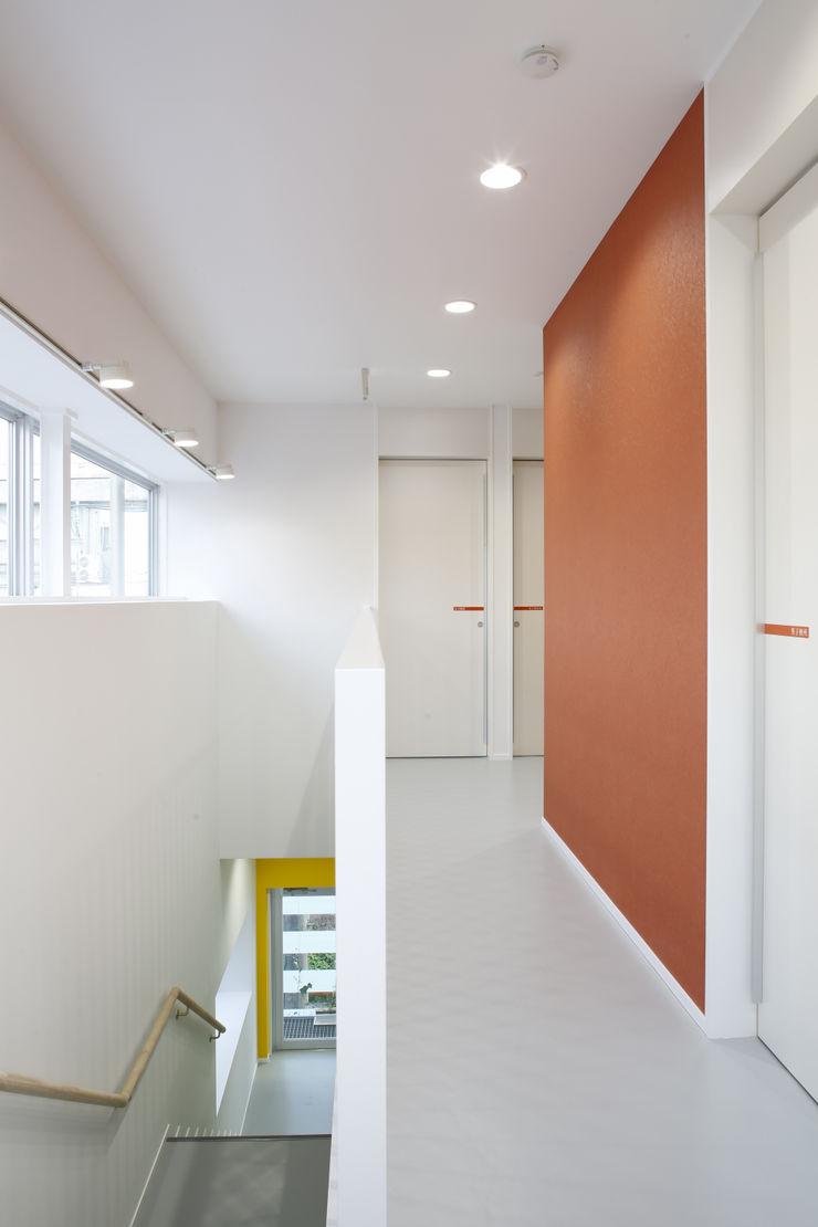 廊下 白根博紀建築設計事務所 オフィスビル