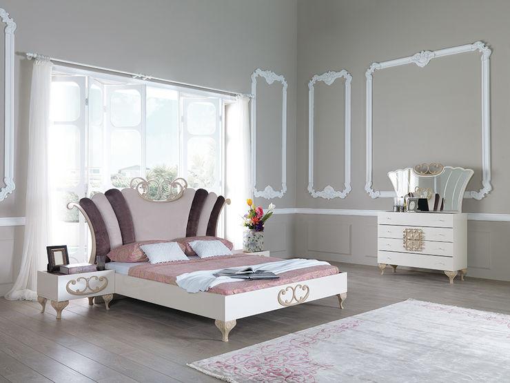 avangart yatak modeli Mahir Mobilya İç Dekorasyon
