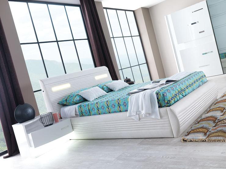 Yatak Odası Takımı Mahir Mobilya Yatak OdasıYataklar & Yatak Başları