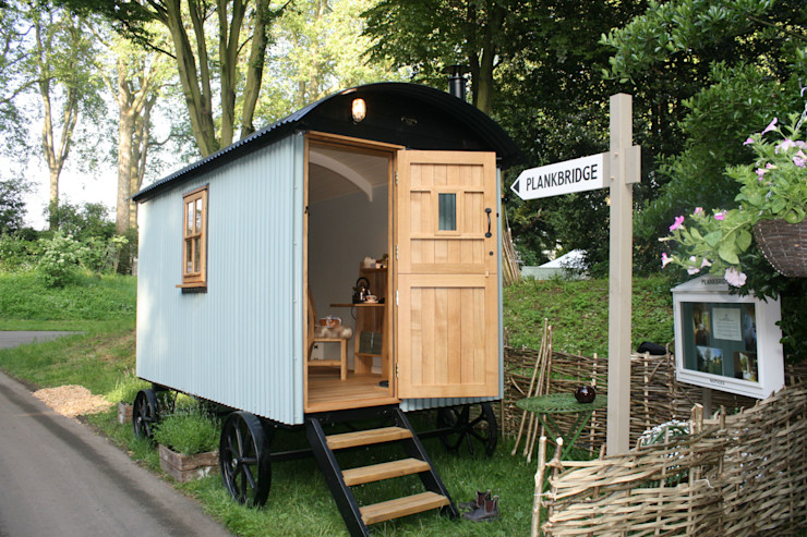 Huts Plankbridge Maisons rurales