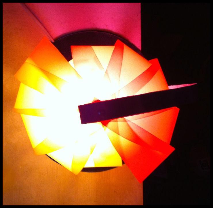 Grand modèle - Lampe de salon homify SalonEclairage