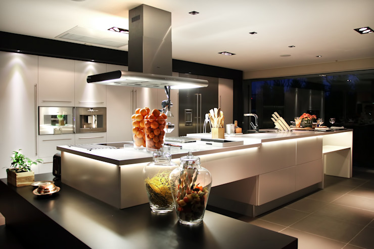 As Tasarım - Mimarlık KücheSchränke und Regale