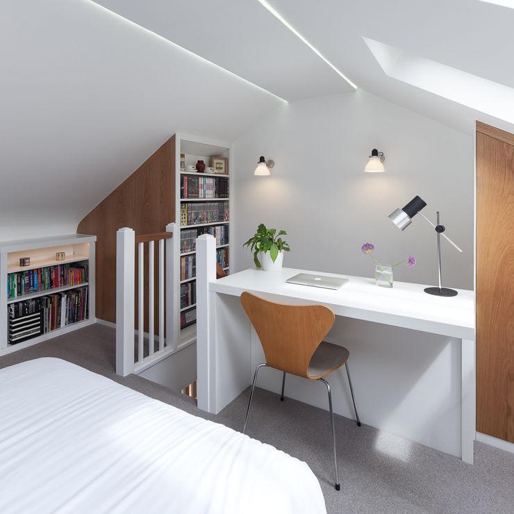 Blackheath House APE Architecture & Design Ltd. Moderne Schlafzimmer