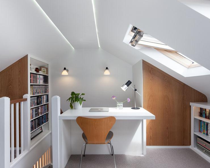 Blackheath House APE Architecture & Design Ltd. Modern style bedroom