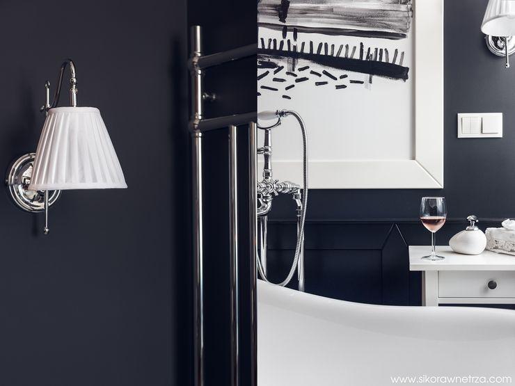 Sikora Wnetrza Salle de bain classique