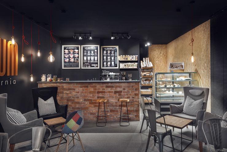 Sikora Wnetrza Bars & clubs industriels