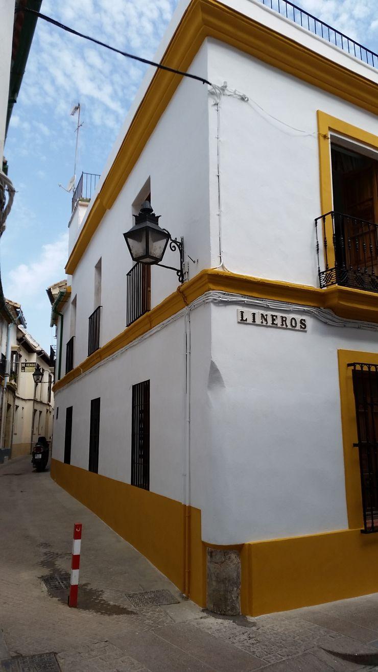 Estado rehabilitado. Calle Gragea Mohedano Estudio de Arquitectura S.L.P.