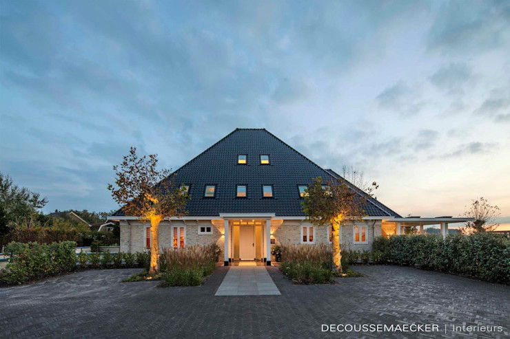 Decoussemaecker Interieurs Country style houses