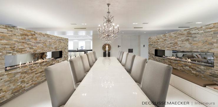 Decoussemaecker Interieurs Minimalist dining room