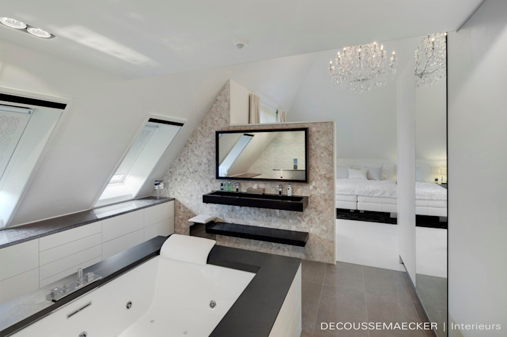Decoussemaecker Interieurs Modern bathroom