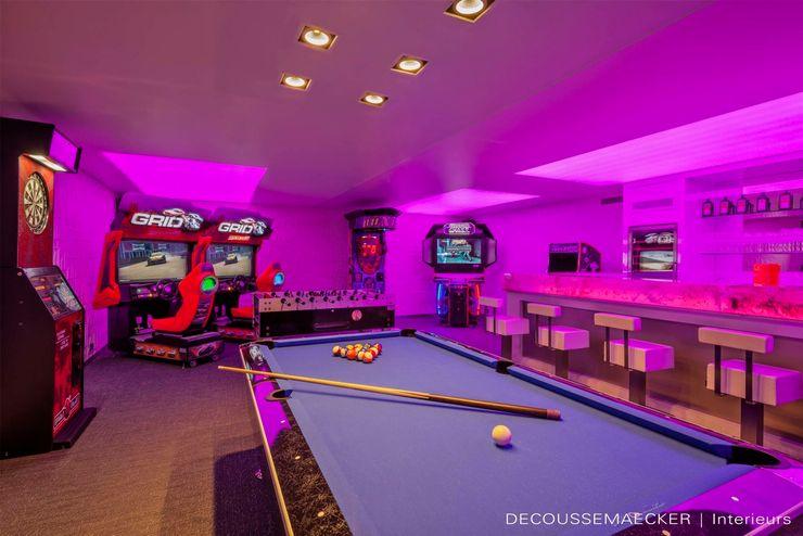 Decoussemaecker Interieurs Modern media room