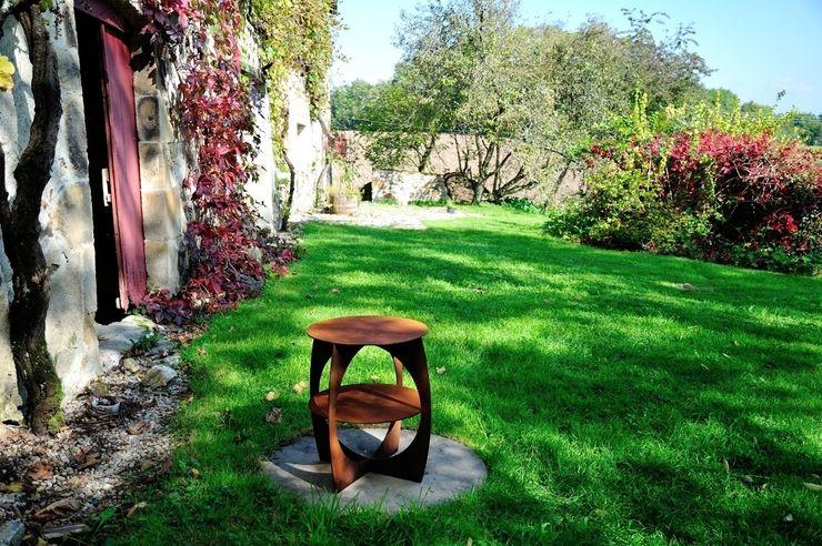 Tonnes corten contravorm Garden Furniture