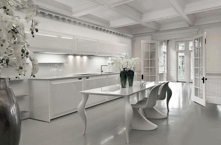 MUTFAK VE BANYO TASARIMLAR erenyan mimarlık proje&tasarım Minimalist Mutfak