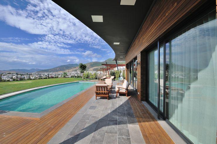 Voltaj Tasarım Moderne Pools