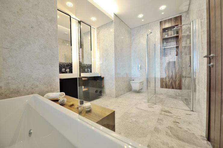 Voltaj Tasarım Moderne Badezimmer